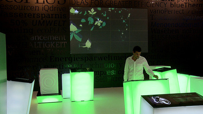 Energy Efficiency Exhibits